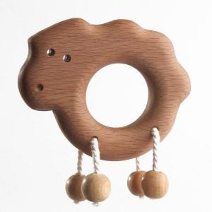 Погремушка-грызунок Ягненок
