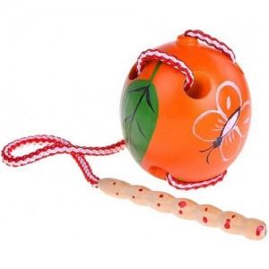 Шнуровка Апельсин