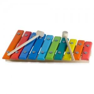 Ксилофон 10 тонов