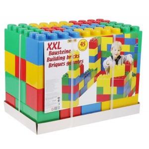 Конструктор строительный XXL45 элементов