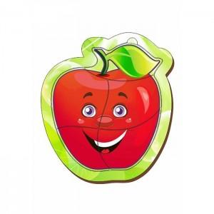 """Пазл деревянный """"Яблоко красное"""""""