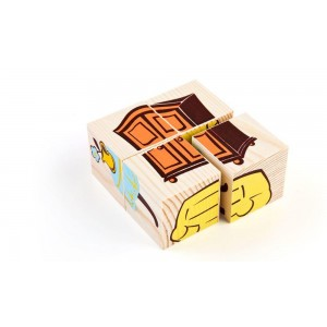 """Кубики """"Мебель"""""""